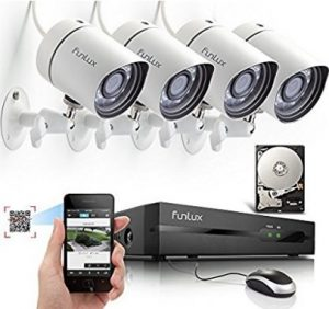 Funlux HD Network Camera