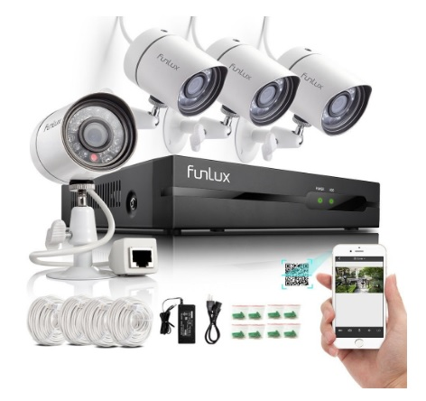 Funlux Security Camera Reviews