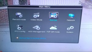 how to copy cctv footage from dvr to pendrive