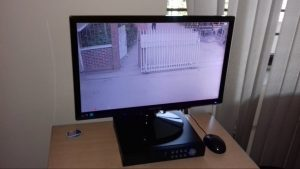 how to play cctv footage on computer