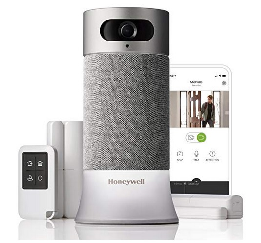 Honey Well Security Camera
